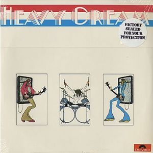 Heavy Cream - album