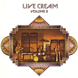 Live Cream Volume II - album