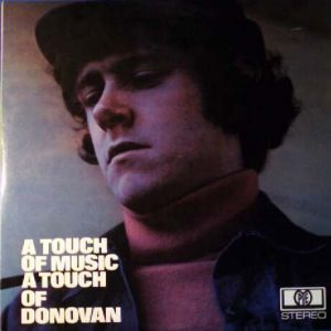 A Touch of Music a Touch of Donovan - album