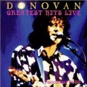 Greatest Hits Live: Vancouver 1986 - album