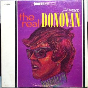The Real Donovan - album