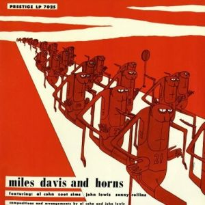 Miles Davis and Horns Album