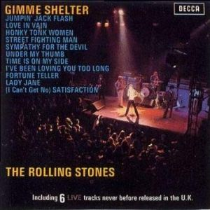 Gimme Shelter Album