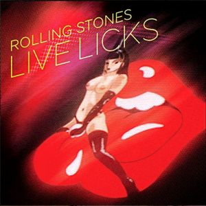 Live Licks Album