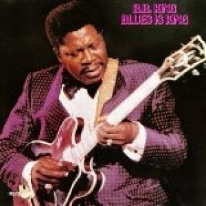 Blues Is King Album