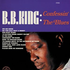 Confessin' the Blues Album