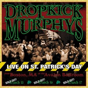 Live on St. Patrick's Day Album