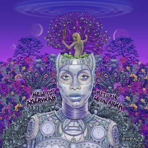 New Amerykah Part Two (Return of the Ankh) - album