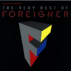 The Very Best of Foreigner - album