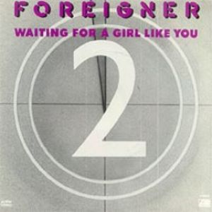 Waiting for a Girl Like You - album