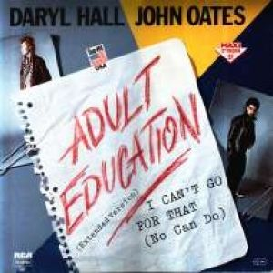 Adult Education - album