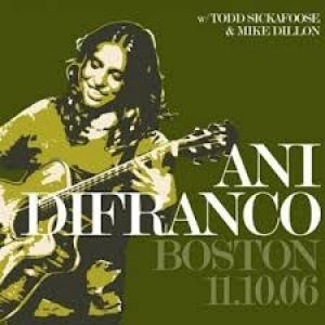 Boston – 11.10.06 Album
