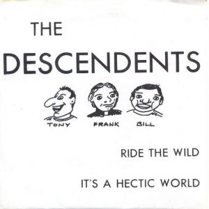 """Ride the Wild"" / ""It's a Hectic World"" - album"