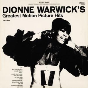 Dionne Warwick's Greatest Motion Picture Hits Album