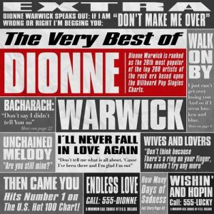 The Very Best of Dionne Warwick Album