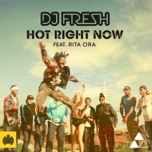 Hot Right Now Album