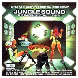 Jungle Sound: The Bassline Strikes Back! Album