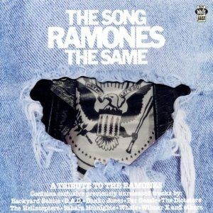 The Song Ramones the Same - album