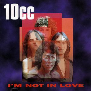 I'm Not in Love - album