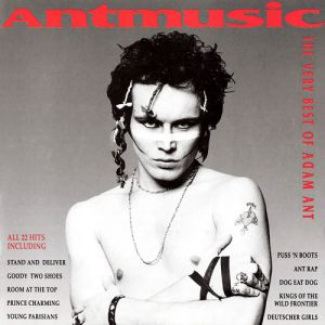 Antmusic: The Very Best of Adam Ant Album