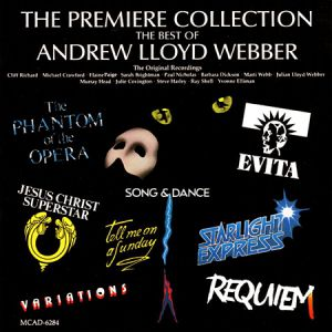 The Premiere Collection: The Best of Andrew Lloyd Webber Album