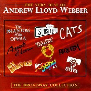 The Very Best of Andrew Lloyd Webber: The Broadway Collection Album
