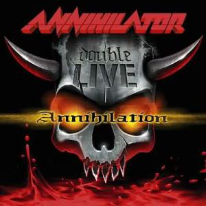 Double Live Annihilation Album