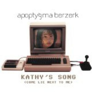 Kathy's Song (Come Lie Next to Me) - album