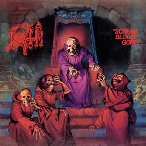 Scream Bloody Gore Album