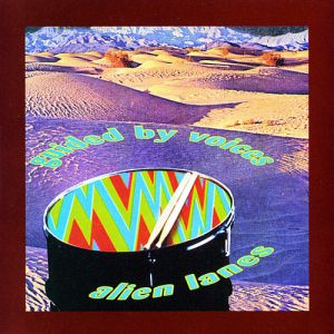 Alien Lanes - album