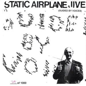 Static Airplane Jive - album