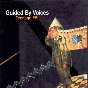 Teenage FBI - album
