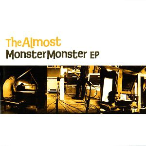 Monster Monster EP Album