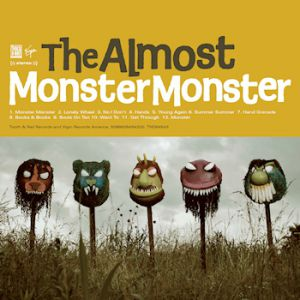 Monster Monster Album