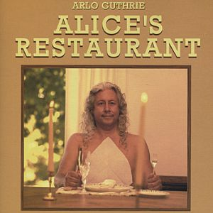 Alice's Restaurant (The Massacree Revisited) Album