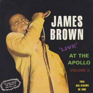 Live at the Apollo, Volume II Album