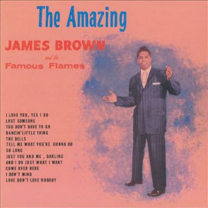 The Amazing James Brown Album