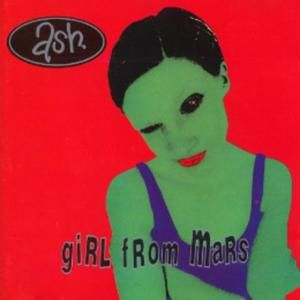 Girl From Mars Album