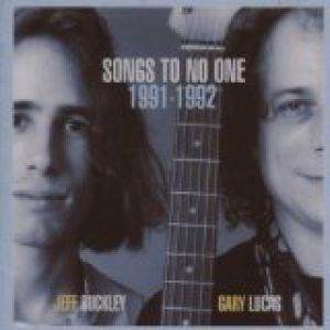 Songs to No One 1991–1992 Album