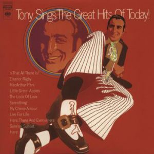 Tony Sings the Great Hits of Today! Album