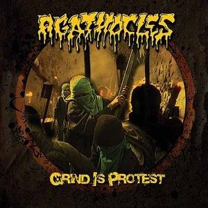 Grind is Protest Album