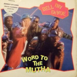 Word to the Mutha! Album