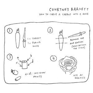 How to Carve a Carrot into a Rose Album