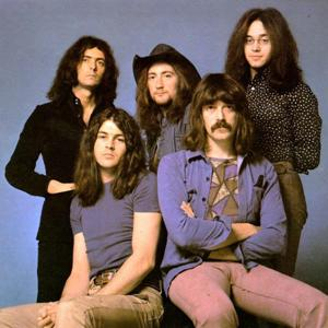 Deep Purple Alba